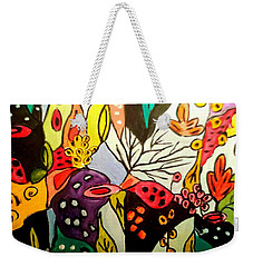 Ode To Nature Weekender Tote Bag