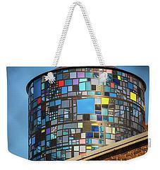 Ode To Water Towers Weekender Tote Bag