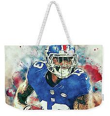 Odell Beckham Jr. Weekender Tote Bag