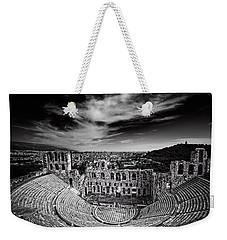 Odeon Of Herodes Atticus Weekender Tote Bag by Ian Good