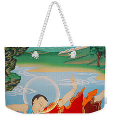 Odren Pelgi Wangchuk Weekender Tote Bag