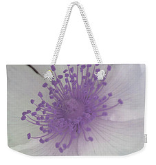 Weekender Tote Bag featuring the photograph Of Lavender Scent by The Art Of Marilyn Ridoutt-Greene