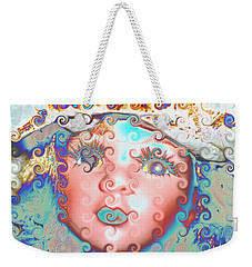 Of Many Colors Weekender Tote Bag