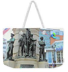 Of Soldiers And Sailors Weekender Tote Bag