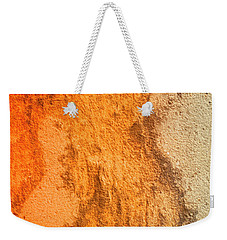 Weekender Tote Bag featuring the photograph Of Sunsets And Stone 1 by Christi Kraft
