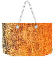 Weekender Tote Bag featuring the photograph Of Sunsets And Stone 2 by Christi Kraft