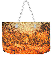 Weekender Tote Bag featuring the photograph Of Sunsets And Stone 3 by Christi Kraft