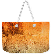 Weekender Tote Bag featuring the photograph Of Sunsets And Stone 4 by Christi Kraft