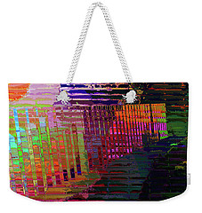 Off Into The Distence Weekender Tote Bag by David Pantuso