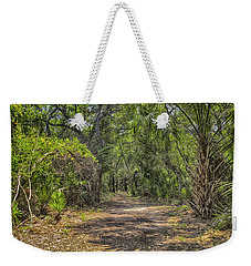 Off The Beaten Path Weekender Tote Bag