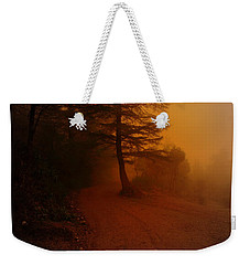 Off The Beaten Path Weekender Tote Bag by Salman Ravish