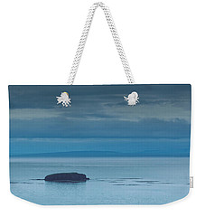 Off The Iceland Coast Weekender Tote Bag