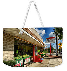 Off To The Market Weekender Tote Bag