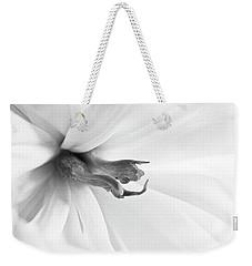 Offering - D008461-bw Weekender Tote Bag