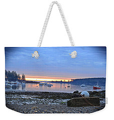Office Of The Sea Weekender Tote Bag