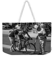 Official Start Weekender Tote Bag