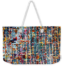 13-offspring While I Was On The Path To Perfection 13 Weekender Tote Bag