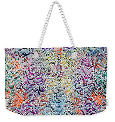 22-offspring While I Was On The Path To Perfection 22 Weekender Tote Bag