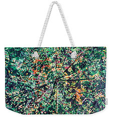 43-offspring While I Was On The Path To Perfection 43 Weekender Tote Bag