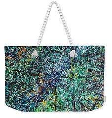 47-offspring While I Was On The Path To Perfection 47 Weekender Tote Bag