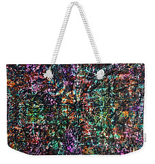 49-offspring While I Was On The Path To Perfection 49 Weekender Tote Bag