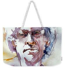 Ogden Head Study 1 Weekender Tote Bag