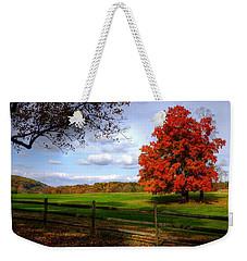 Oh Beautiful Tree Weekender Tote Bag