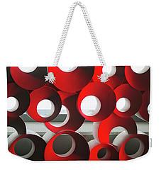 Oh Weekender Tote Bag