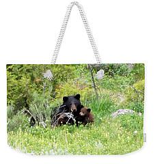 Oh Mom Weekender Tote Bag