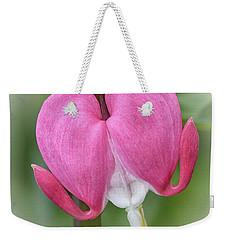 Oh My Bleeding Heart Weekender Tote Bag