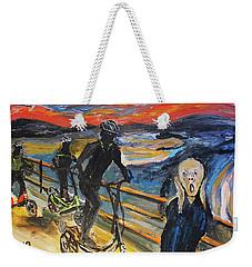 Oh No,elliptigo Weekender Tote Bag