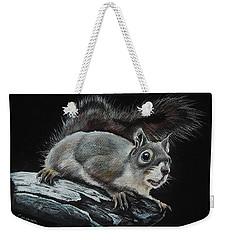 Oh Nuts  Weekender Tote Bag by Jean Cormier