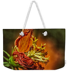 Oh Orange Juice Weekender Tote Bag