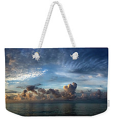 Oh, What A Beautiful Morning Weekender Tote Bag