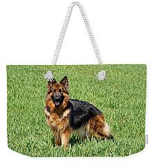 Ohana In Field Weekender Tote Bag