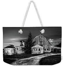 Ohio Barn At Sunrise Weekender Tote Bag