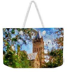 Ohio Wesleyan Chapel Weekender Tote Bag