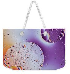 Oil And Water 2017 Weekender Tote Bag