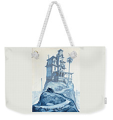 Oil Fields And Orchards Weekender Tote Bag