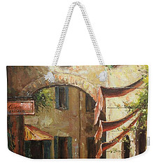 Oil Msc 050 Weekender Tote Bag