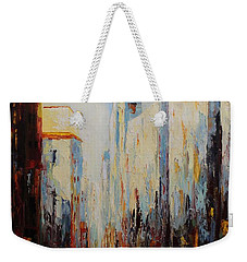 Oil Msc 059 Weekender Tote Bag