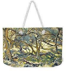 Oilve Grove Marmari Beach Weekender Tote Bag