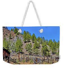 Ok Corral Weekender Tote Bag