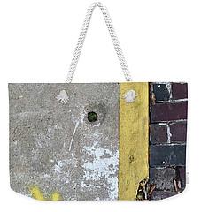 Ok Curb Weekender Tote Bag