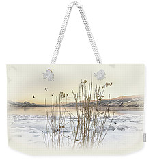 Weekender Tote Bag featuring the photograph Okanagan Glod by John Poon