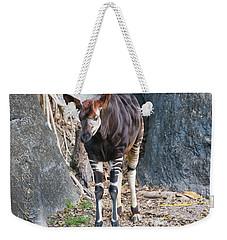 Okapia Weekender Tote Bag
