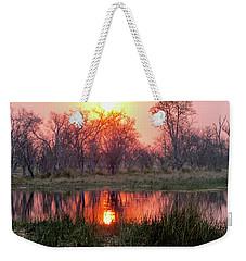 Okavango Delta Weekender Tote Bag