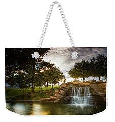 Okc Riverwalk Weekender Tote Bag