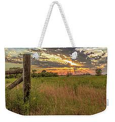 Oklahoma Weekender Tote Bag