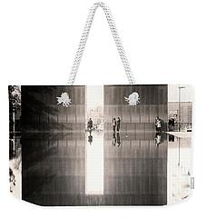 Oklahoma City Memorial Weekender Tote Bag